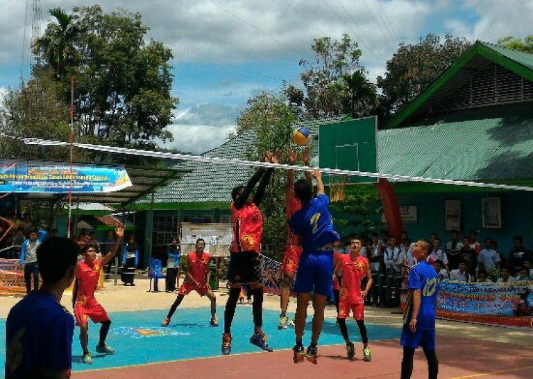 Payakumbuh, Padang Panjang, Kota Padang, Kayo Aro, Meriahkan Gelar PKS SMKN 1 Solok Selatan