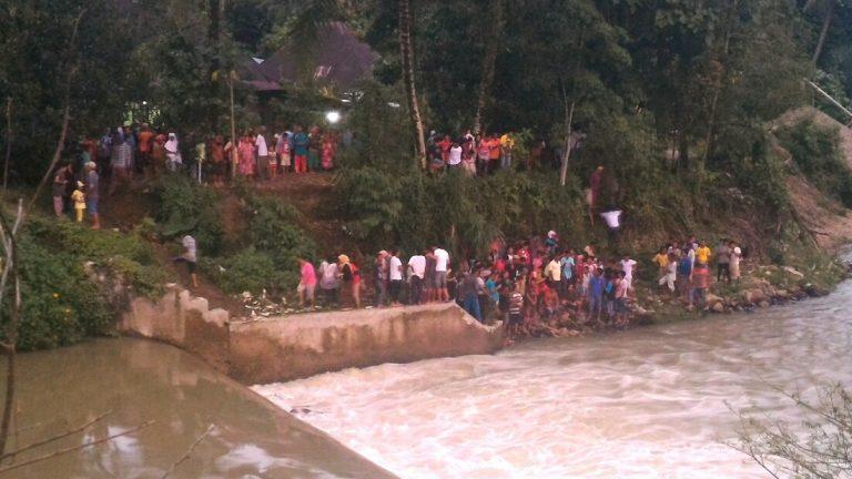 Kronologis Penemuan Mayat di Batang Suliti Diduga Korban Hanyut 1 Bulan Yang Lalu