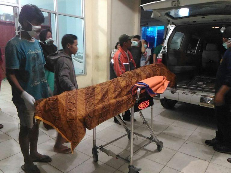 Hasil Visum : Mayat dipastikan korban hanyut