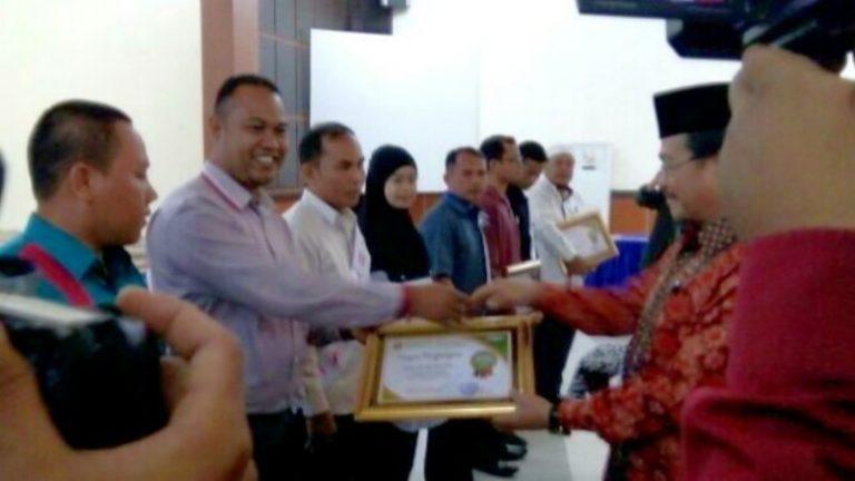Solok Selatan Raih EMIS Award