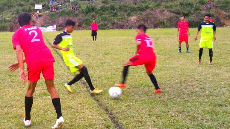"Rao Rao FC Menangi ""Derby"" Kotobaru"