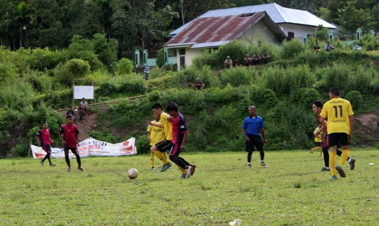 Polres Poin Penuh, Binuang FC Runner Up