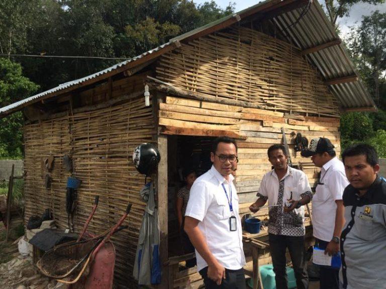 Sepanjang 2017, 699 Rumah di Solsel Dibedah