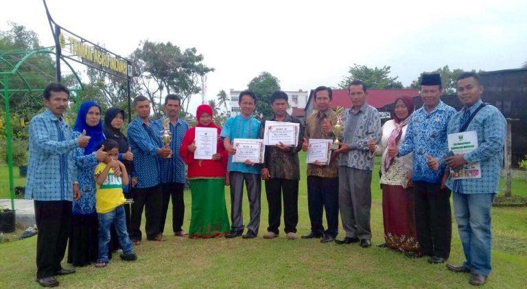 Dinas Pertanian Solok Selatan Terima Enam Penghargaan Tingkat Provinsi