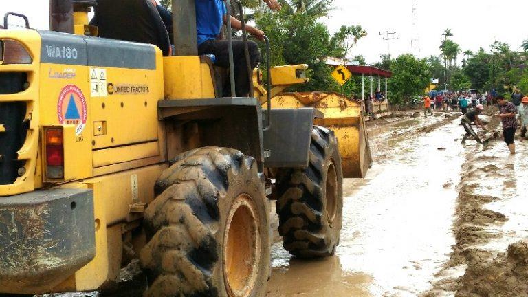 Solok Selatan Tetapkan Status Tanggap Darurat Bencana Banjir Bandang