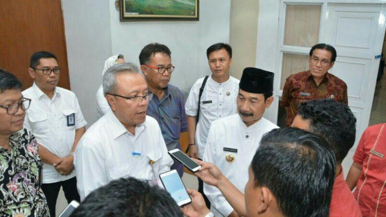Kementerian PUPR Komitmen Tingkatkan Jalan Nasional Solok-Solsel