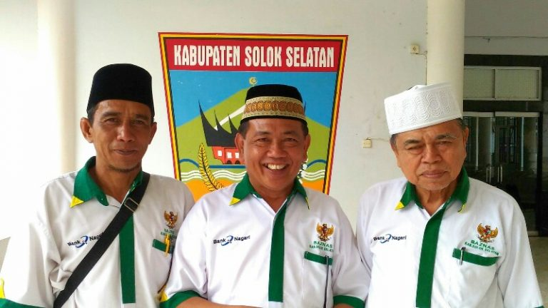 Baznas Solsel Gandeng Minimarket