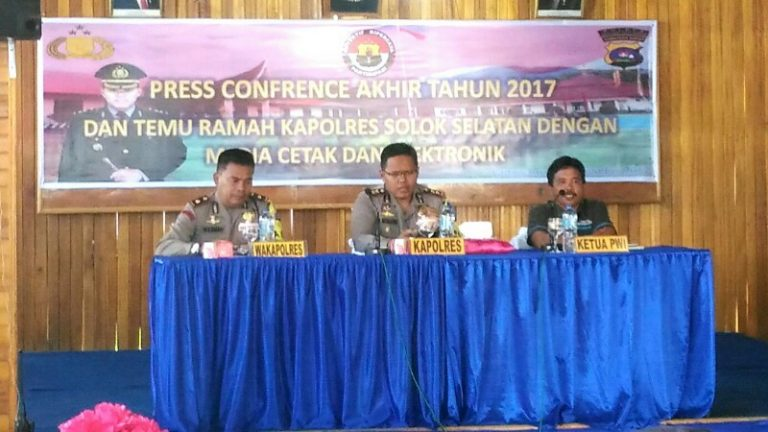 Polres Solsel Tangani 11 Kasus Narkoba Sepanjang 2017