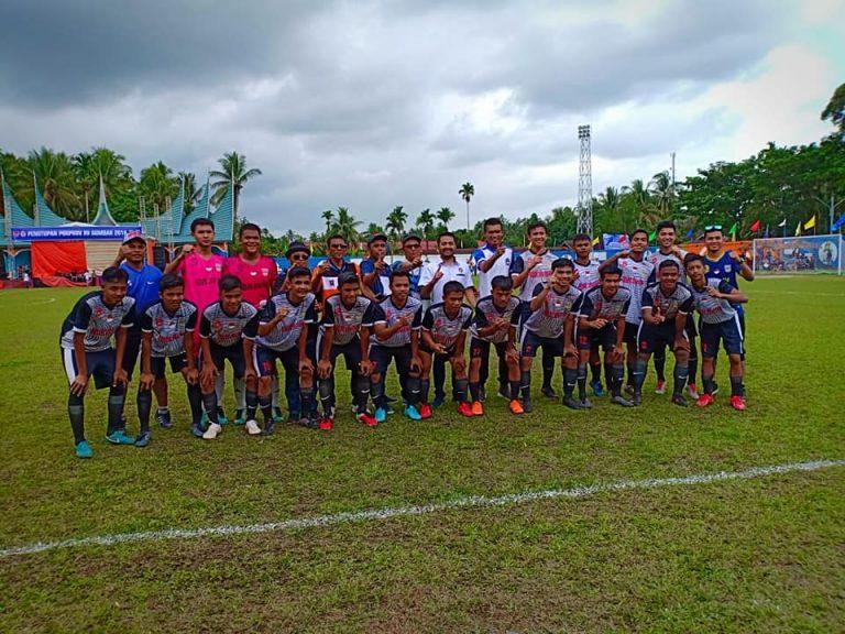 Raih Perak, Tim Sepakbola Telah Ukir Sejarah
