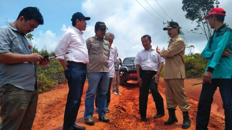 Genjot Jalan Tembus Abai – Dharmasraya, Pemerintah Pusat Gelontorkan Rp. 40 Miliar