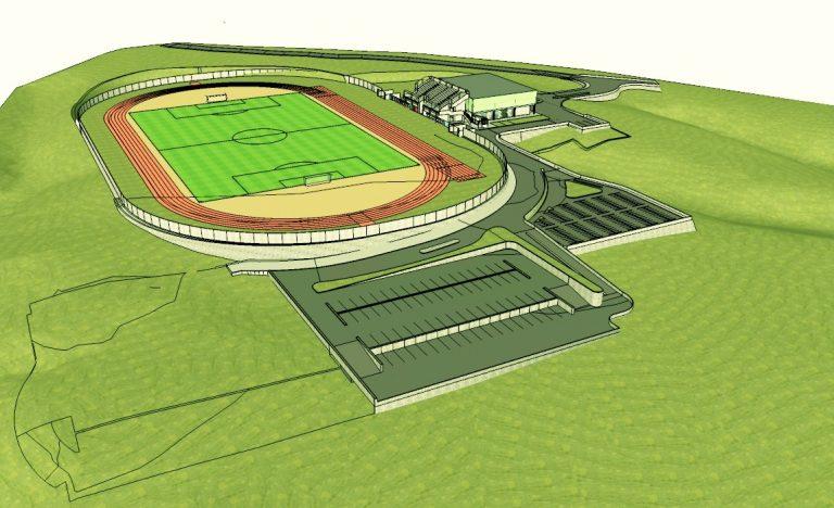Solok Selatan Akan Punya Lapangan Sepak Bola Berstandar FIFA