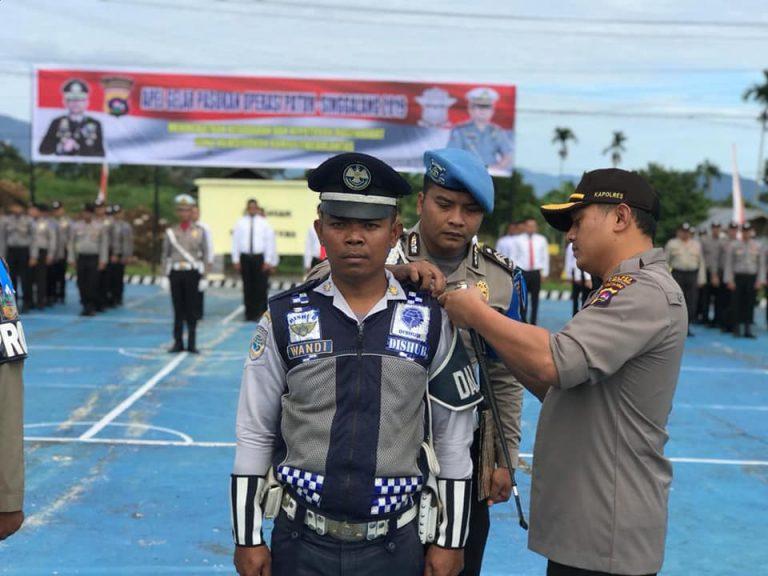 Polres Solok Selatan Gelar Operasi Patuh Singgalang