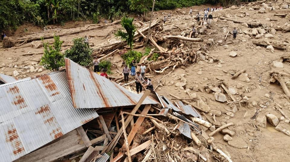 Banjir Bandang Solok Selatan