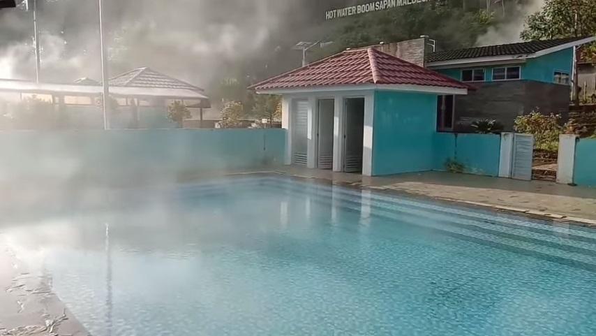 Hot Water Boom Solok Selatan
